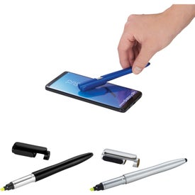 Villa Multi-Function Stylus Highlighter Pens
