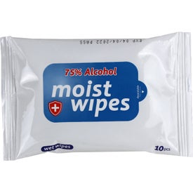 Alcohol Wipes 10-Packs