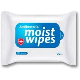 Alcohol Wipes 30-Packs