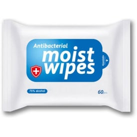 Alcohol Wipes 60-Pack