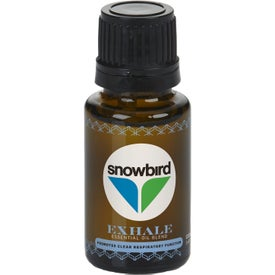 Essential Oil Dropper Bottle (15mL)
