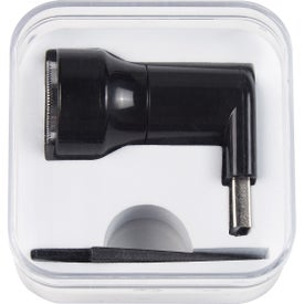 Mini USB Shaver Kit