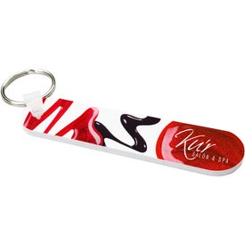 Nail File with Keyring
