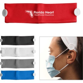 Cooling Headbands with Face Mask Holder