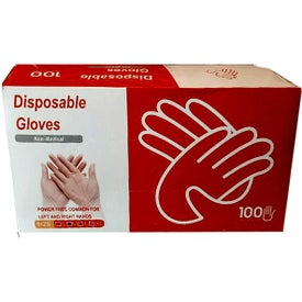 Large Disposable Vinyl Gloves