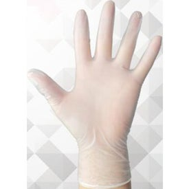 Nitrile Gloves (Transparent)