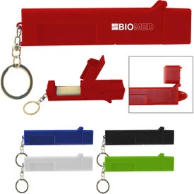 Sanitary Door Opener Touch Tool Keychains
