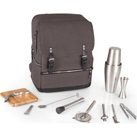Bar-Backpack Portable Cocktail Sets