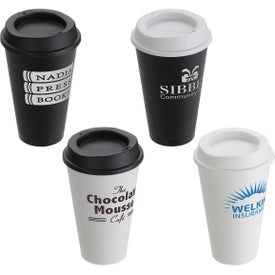 Sustainable To-Go Cups (17 Oz.)