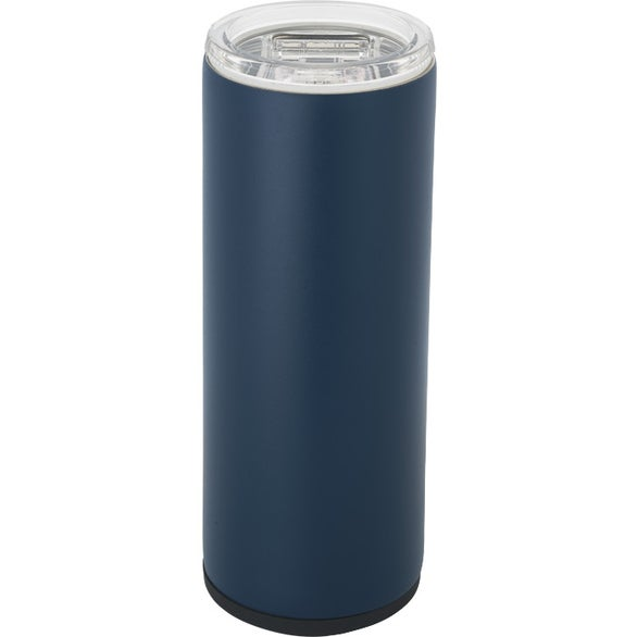 Navy Blue Urban Peak 2-In-1 Slim Can Tumbler and Cooler
