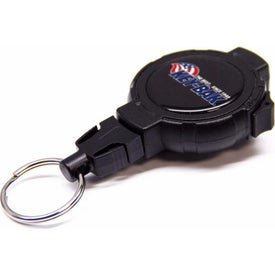 Lock48 Heavy Duty 8 Oz Retractable Belt Keychains