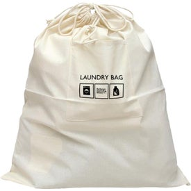 Single Load Laundry Bags (Natural)