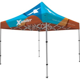 Compact Tent Kits (1 Location, Full Color Imprint)