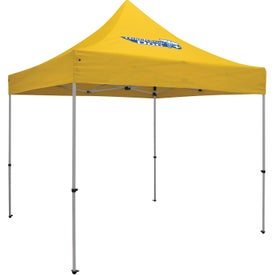 Quick Ship Premium Aluminum Tents (1 Location, Colors)