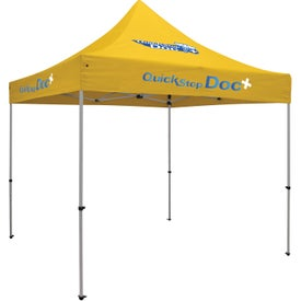 Quick Ship Premium Aluminum Tents (3 Locations, Colors)