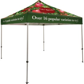 Ultimate Tent Kits (1 Location, Full Color Imprint)