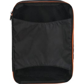 Bright Travels Set of Three Packing Cubes