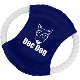 Buster Dog Tug Ring for Advertising