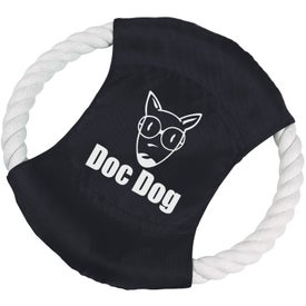 Buster Dog Tug Ring for Customization