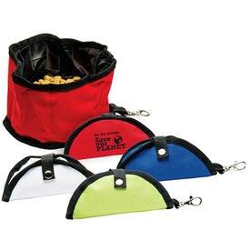 Collapsible Waterproof Pet Bowl