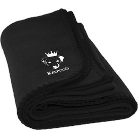 Fleece Pet Blanket (9 Oz.)