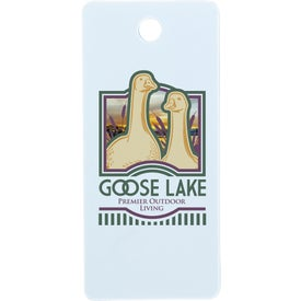 Large Rectangle Pet ID Tag