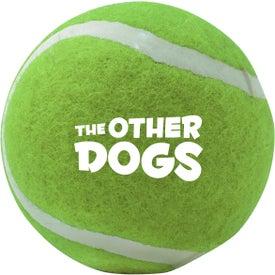 Pet Toy Tennis Ball