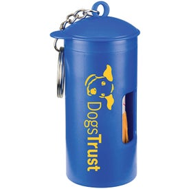 Logo Pick It Up Pet Bag Dispenser
