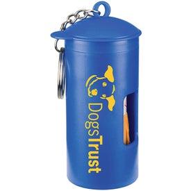 Logo Pick It Up Pet Bag Dispenser