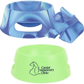 Silipint Aqua-Fur Dog Bowl (1 L)