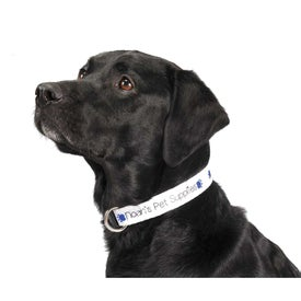 "Sublimation Pet Collar (1"" x 20"")"
