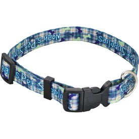 "Sublimation Pet Collar (3/4"" x 20"")"