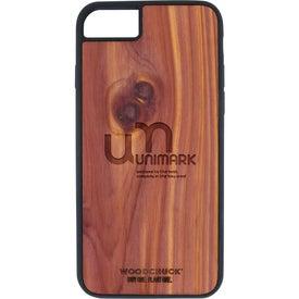 Cedar Wood Phone Case 6/6S Plus
