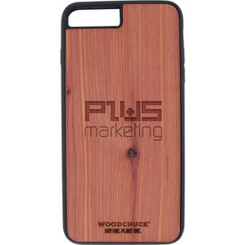 Cedar Wood Phone Case 7 Plus