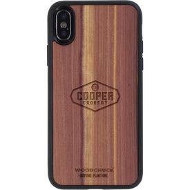 Cedar Wood Phone Case X