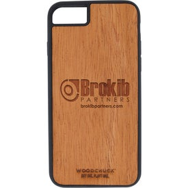 Mahogany Wood Phone Case 6/6S