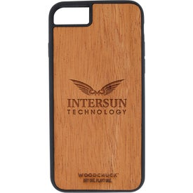 Mahogany Wood Phone Case 6/6S Plus