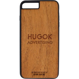 Mahogany Wood Phone Case 7 Plus