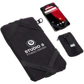 Strap 'N Go Phone Wallet with Belt Strap