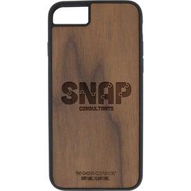 Walnut Wood Phone Case 6/6S