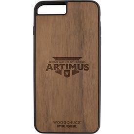 Walnut Wood Phone Case 7 Plus