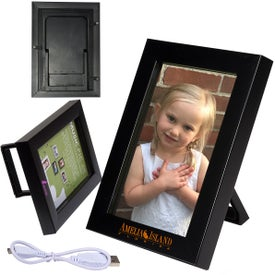 "4"" x 6"" Bluetooth Speaker and Frame"