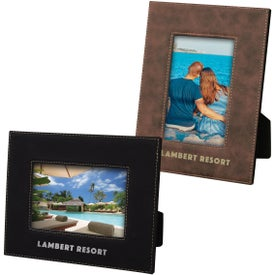 "La Porte Stitched Photo Frame (4"" x 6"")"