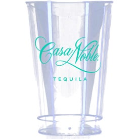 Clear and Classic Crystal Cup (12 Oz.)