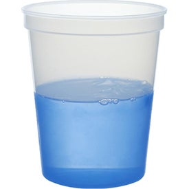 Color Changing Mood Stadium Cups (16 Oz.)