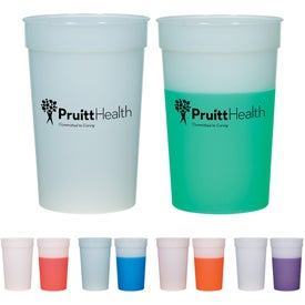 Color Changing Mood Stadium Cup (22 Oz.)