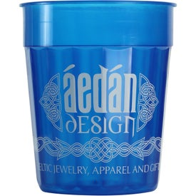 Fluted Jewel Stadium Cup (24 Oz.)