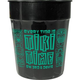 Fluted Stadium Cup (24 Oz)