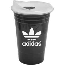 Party Cup Clear Lid and Lid Insert (16 Oz.)