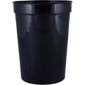 Smooth Plastic Stadium Cup (12 Oz.)